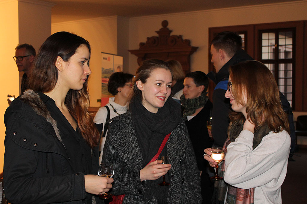 Impressions exhibition opening 9th of February 2015